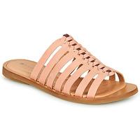Zapatos Mujer Zuecos (Mules) El Naturalista TULIP Rosa
