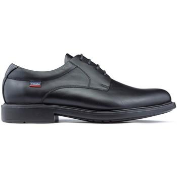 Zapatos Hombre Derbie CallagHan S  TORO CEDRON NEGRO