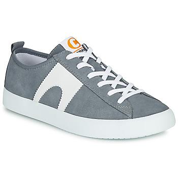 Zapatos Hombre Zapatillas bajas Camper IRMA COPA Gris