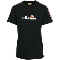 textil Mujer Camisetas manga corta Ellesse Antalya Tee Wn's Negro