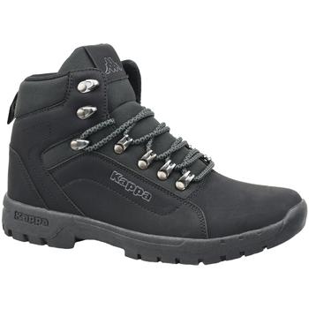 Zapatos Hombre Senderismo Kappa Dolomo Mid Noir