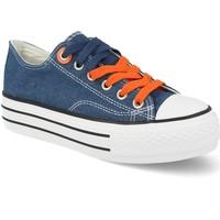 Zapatos Mujer Zapatillas bajas Tony.p BL-37 Azul