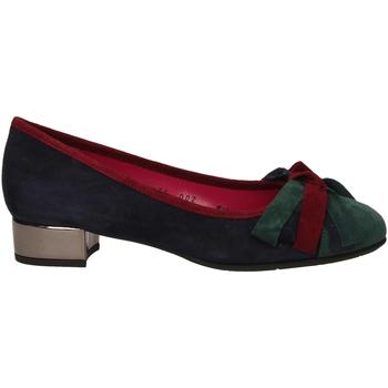 Zapatos Mujer Zapatos de tacón Le Babe VELOUR blu