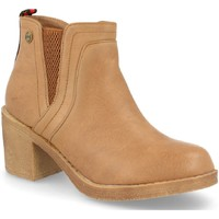 Zapatos Mujer Botines H&d HD-527 Camel