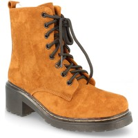 Zapatos Mujer Botas urbanas Buonarotti 2AD-9432 CAMEL