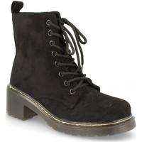 Zapatos Mujer Botines Buonarotti 2AD-9432 Negro