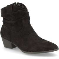 Zapatos Mujer Botines H&d YZ19-12 Negro