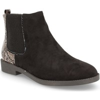 Zapatos Mujer Botines H&d YZ19-28 Negro