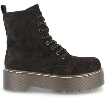 Zapatos Mujer Botas de caña baja Buonarotti 2AD-9353 Negro