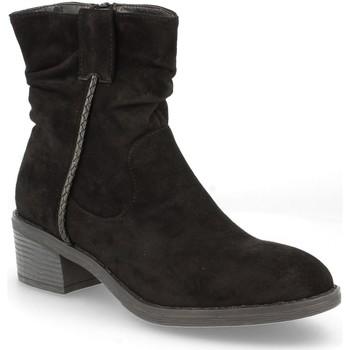 Zapatos Mujer Botines H&d HD-520 Negro