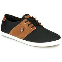 Zapatos Hombre Zapatillas bajas Faguo CYPRESS Negro / Marrón