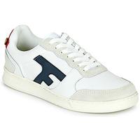 Zapatos Zapatillas bajas Faguo HAZEL Beige / Marino / Rojo