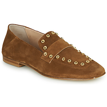 Zapatos Mujer Mocasín Fru.it LEVITA Marrón