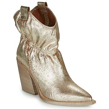 Zapatos Mujer Botines Fru.it  Oro