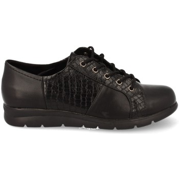 Zapatos Mujer Derbie Clowse 9F163 Negro