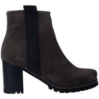 Zapatos Mujer Botines Pedro Miralles 25841 Botines de Mujer gris