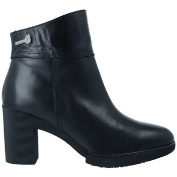 Zapatos Mujer Botines Wonders M-3731 Botines Dry de Mujer negro