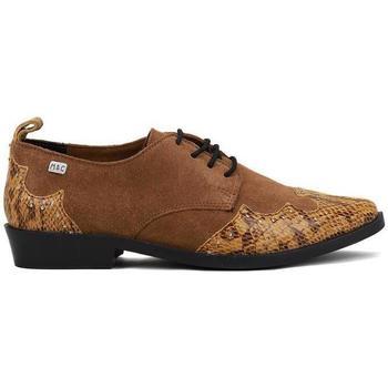 Zapatos Mujer Derbie Musse & Cloud PICKY Marrón