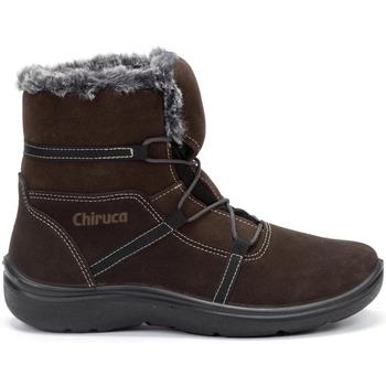 Zapatos Mujer Botas de nieve Chiruca Botas  Constanza 12 Gore-Tex Marrón