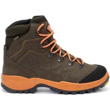 Zapatos Senderismo Chiruca Botas  Country Hi Vis 01 Goretex Verde