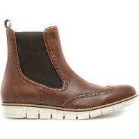 Zapatos Hombre Botas de caña baja Nae Vegan Shoes Owen castanho