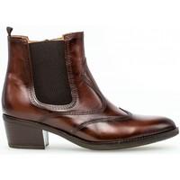 Zapatos Mujer Botines Gabor 31.601/22T35.5-3 Marrón