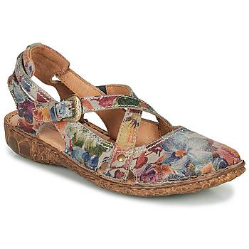 Zapatos Mujer Sandalias Josef Seibel ROSALIE 13 Gris / Multicolor