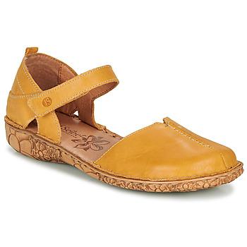 Zapatos Mujer Sandalias Josef Seibel ROSALIE 42 Amarillo