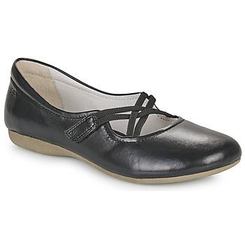 Zapatos Mujer Bailarinas-manoletinas Josef Seibel FIONA 39 Negro