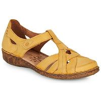 Zapatos Mujer Sandalias Josef Seibel ROSALIE 29 Amarillo