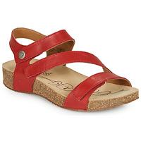 Zapatos Mujer Sandalias Josef Seibel TONGA 25 Rojo
