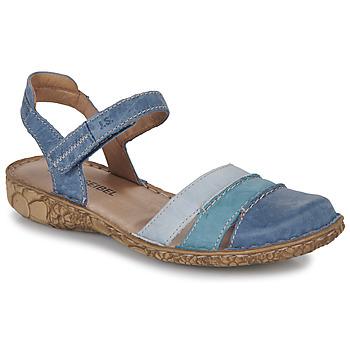 Zapatos Mujer Sandalias Josef Seibel roSALIE 44 Azul