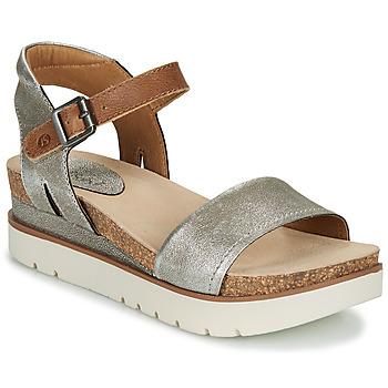 Zapatos Mujer Sandalias Josef Seibel CLEA 01 Plata