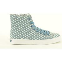 Zapatos Mujer Zapatillas altas Lelli Kelly  Azul
