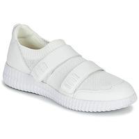 Zapatos Mujer Zapatillas bajas Geox D NOVAE Blanco