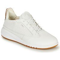 Zapatos Mujer Zapatillas bajas Geox D AERANTIS Blanco