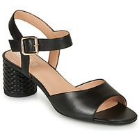 Zapatos Mujer Sandalias Geox D ORTENSIA MID SANDA Negro