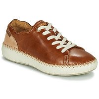 Zapatos Mujer Zapatillas bajas Pikolinos MESINA W6B Marrón / Beige