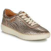 Zapatos Mujer Zapatillas bajas Pikolinos MESINA W6B Plata