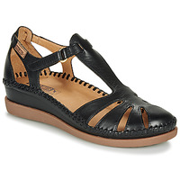 Zapatos Mujer Sandalias Pikolinos CADAQUES W8K Negro