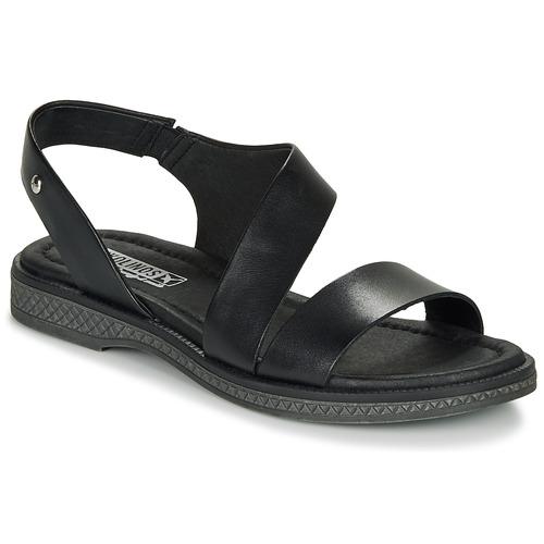 Zapatos Mujer Sandalias Pikolinos MORAIRA W4E Negro