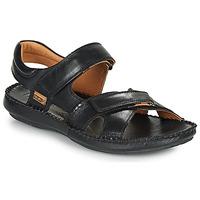 Zapatos Hombre Sandalias Pikolinos TARIFA 06J Negro