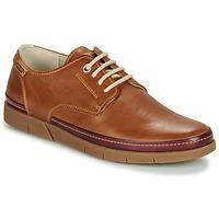 Zapatos Hombre Derbie Pikolinos PALAMOS M0R Marrón