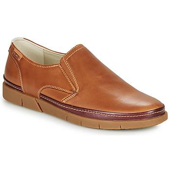 Zapatos Hombre Mocasín Pikolinos PALAMOS M0R Camel