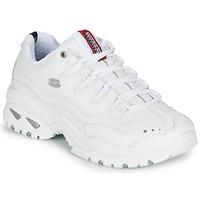 Zapatos Mujer Zapatillas bajas Skechers ENERGY Blanco