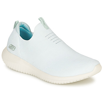 Zapatos Mujer Fitness / Training Skechers ULTRA FLEX Blanco