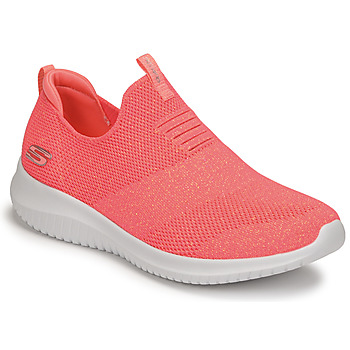 Zapatos Mujer Fitness / Training Skechers ULTRA FLEX Rosa