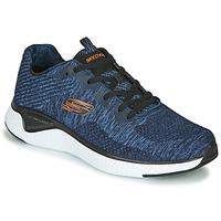 Zapatos Hombre Fitness / Training Skechers SOLAR FUSE KRYZIK Marino / Negro