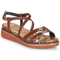 Zapatos Mujer Sandalias Tamaris EDA Marrón