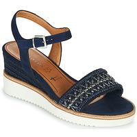 Zapatos Mujer Sandalias Tamaris ALIS Marino